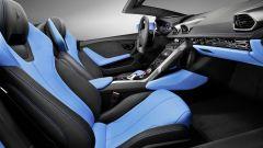 Lamborghini Huracan LP 610-4 Spyder: foto LIVE e info - Immagine: 14