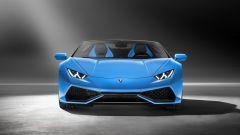 Lamborghini Huracan LP 610-4 Spyder: foto LIVE e info - Immagine: 8