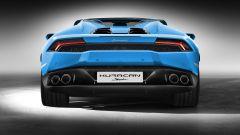 Lamborghini Huracan LP 610-4 Spyder: foto LIVE e info - Immagine: 11