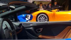 Lamborghini Huracan LP 610-4 Spyder: foto LIVE e info - Immagine: 5
