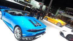 Lamborghini Huracan LP 610-4 Spyder: foto LIVE e info - Immagine: 4