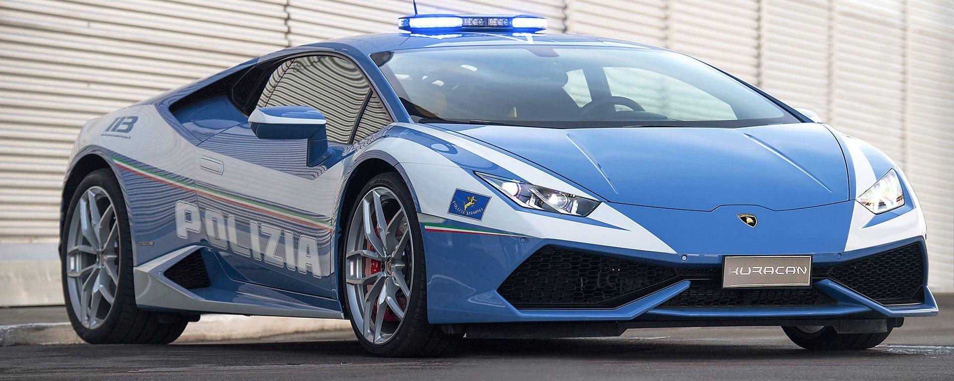 Lamborghini HuracanLP 610-4