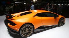 Lamborghini Huracan Performante al Salone di Ginevra 2017