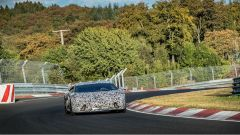 Lamborghini Huracan Performante ha girato al Nurburgring in 6'52