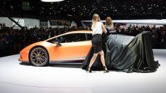 Lamborghini Huracan Performante: la presentazione al Salone di Ginevra 2017