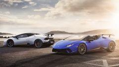 Lamborghini Huracàn Performante Spyder: in video dal Salone di Ginevra 2018 - Immagine: 4