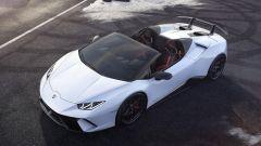 Lamborghini Huracàn Performante Spyder: in video dal Salone di Ginevra 2018 - Immagine: 6