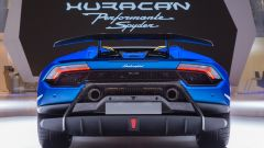 Lamborghini Huracàn Performante Spyder: in video dal Salone di Ginevra 2018 - Immagine: 9