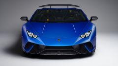 Lamborghini Huracàn Performante Spyder: in video dal Salone di Ginevra 2018 - Immagine: 11