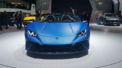 Lamborghini Huracàn Performante Spyder, vista frontale