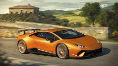 Lamborghini Huracan Performante: vista 3/4 anteriore