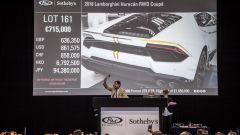 Lamborghini Huracan RWD: all'asta la baby Lambo di Papa Francesco - Immagine: 1