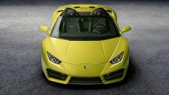 Lamborghini Huracan Spyder a trazione posteriore