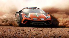 Lamborghini Huracan Sterrato concept: una GT da fuoristrada