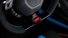 Lamborghini Huracan STO: il tasto ANIMA per le modalità di guida