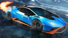 Trailer di Rocket League per Lamborghini Huracán STO