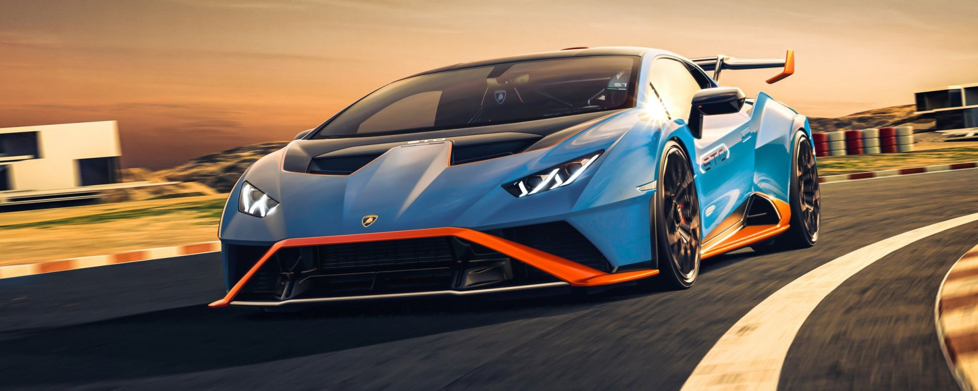 Lamborghini Huracan STO: la nuova supercar di Sant'Agata Bolognese