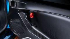Lamborghini Huracan STO: le portiere