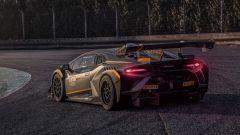 Lamborghini Huracán Super Trofeo EVO2 anticipa le forme delle prossime Lamborghini stradali