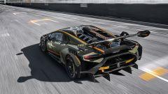 Lamborghini Huracán Super Trofeo EVO2, l'aerodinamica è stata aggiornata