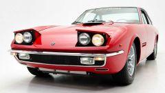 Lamborghini Islero: con i fari sollevati