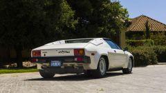 Lamborghini Jalpa: 3/4 posteriore bianca