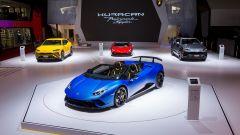 Lamborghini: la prima supercar ibrida plug-in arriverà nel 2021