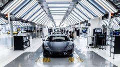 Lamborghini, la Urus si avvicina. E a Sant'Agata è rivoluzione - Immagine: 4
