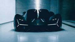 Lamborghini LB48H: una hypercar ibrida anticiperà la futura Aventador