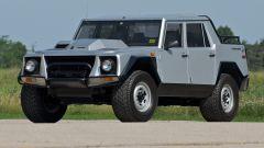 Lamborghini LM 002: il fuoristrada con motore V12 della Countach
