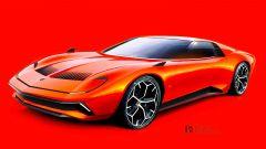 Lamborghini Miura, da Ruperto Design un render per il futuro