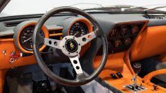Lamborghini Miura: il volante e la plancia