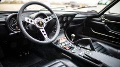 Lamborghini Miura S del cantante Little Tony, gli interni