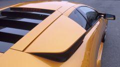 Lamborghini Murciélago, le prese d'aria a scomparsa
