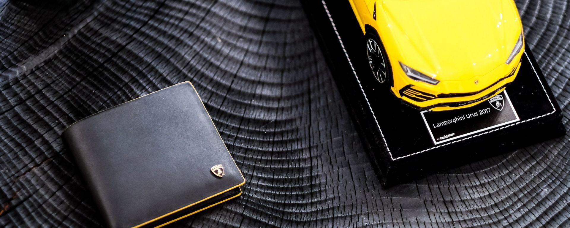 Lamborghini: prima collezione di abbigliamento pret-à-porter