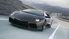 Lamborghini Reventòn, il frontale