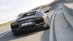 Lamborghini Reventòn, il posteriore