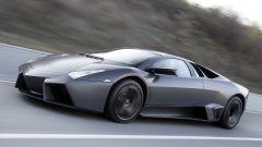 Lamborghini Reventòn, vista 3/4 anteriore