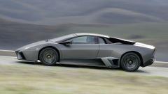Lamborghini Reventòn, vista laterale