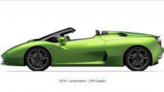 Lamborghini: rumors su una L595 Zagato Roadster a Villa D'Este - Immagine: 1