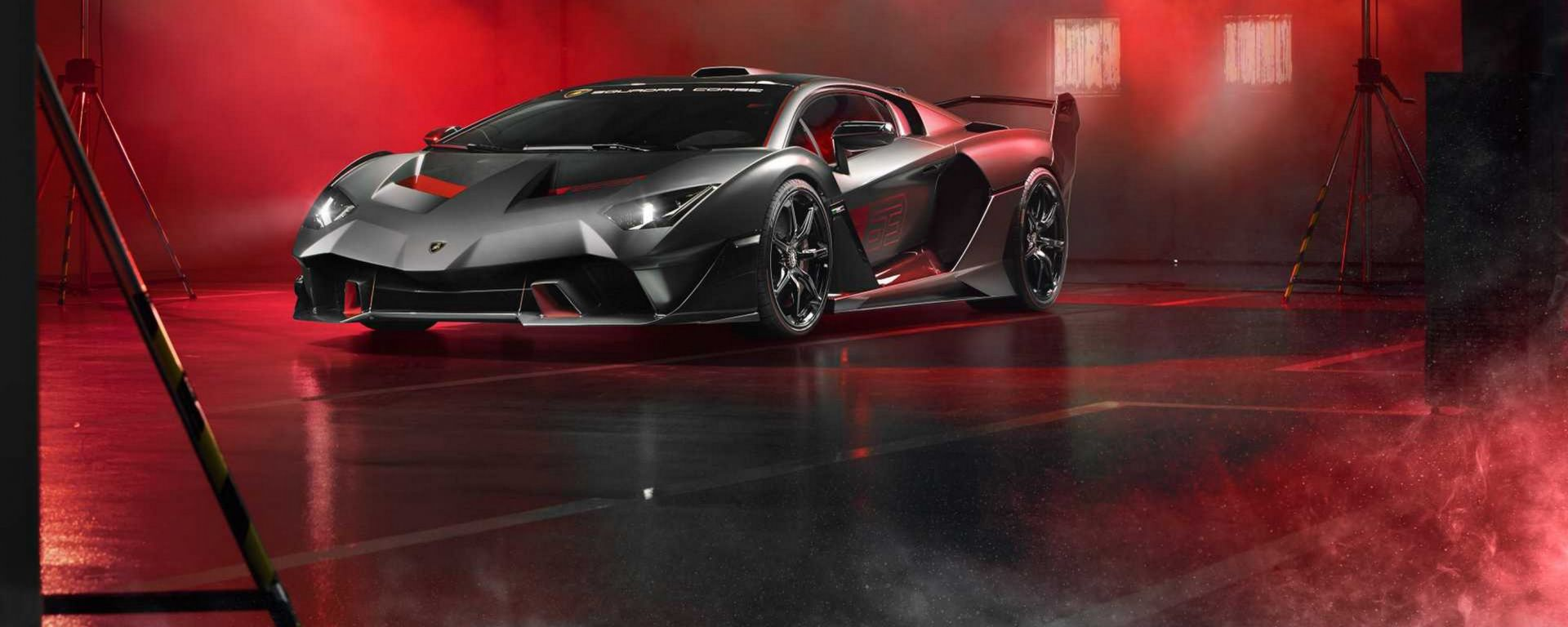 Lamborghini SC18 su base Aventador: potrebbe essere questa la base per la Hypercar Wec