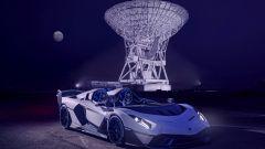 Lamborghini SC20, evocativa foto notturna