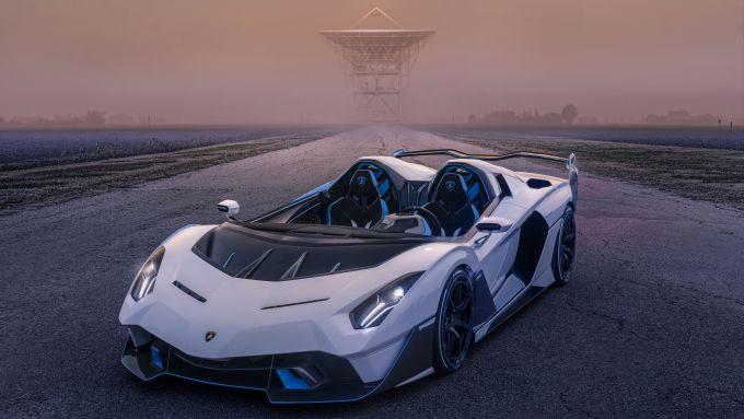 Lamborghini SC20: la one-off
