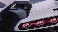 Lamborghini SC20, l'alettone regolabile