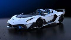 Lamborghini SC20, il video