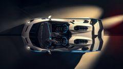 Lamborghini SC20 vista dall'alto