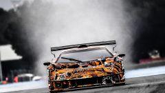 Lamborghini SCV12: dettaglio frontale