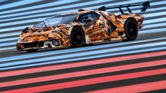 Lamborghini SCV12: i test al Paul Ricard