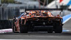 Lamborghini SCV12: il posteriore