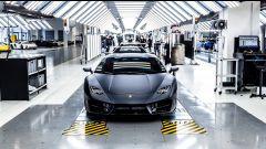 Lamborghini, si ferma lo stabilimento di Sant'Agata Bolognese